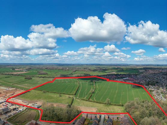 Land at New House Farm, Mickleover, Derby, DE3 0DN