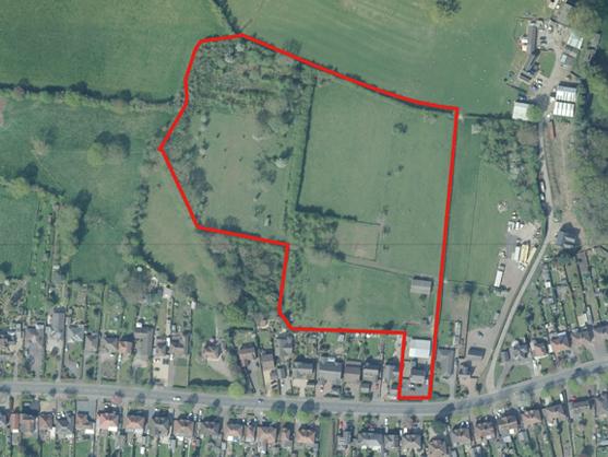 Land at 145 Henhurst Hill, Burton-upon-Trent, Staffordshire, DE13 9SX