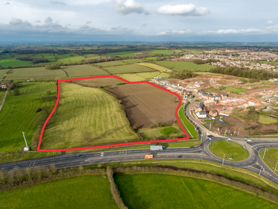 Phase 1, New House Farm, Mickleover, Derby, DE3 0DN
